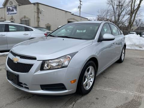 2011 Chevrolet Cruze for sale at AAA Auto Wholesale in Parma OH