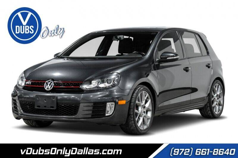 2014 Volkswagen GTI for sale at VDUBS ONLY in Dallas TX