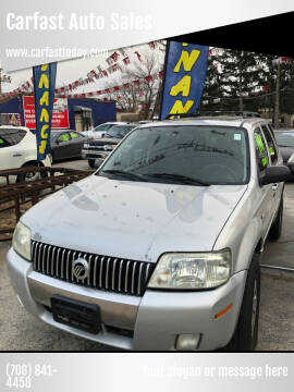 2007 Mercury Mariner for sale at Carfast Auto Sales in Dolton IL