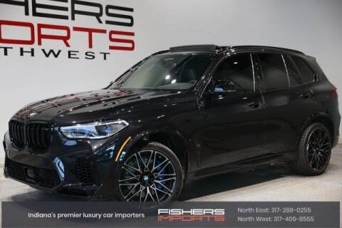 2021 BMW X5 M for sale at Fishers Imports in Fishers IN
