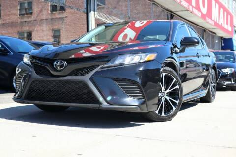 2019 Toyota Camry for sale at HILLSIDE AUTO MALL INC in Jamaica NY