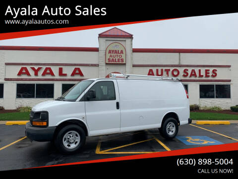 2012 Chevrolet Express Cargo for sale at Ayala Auto Sales in Aurora IL