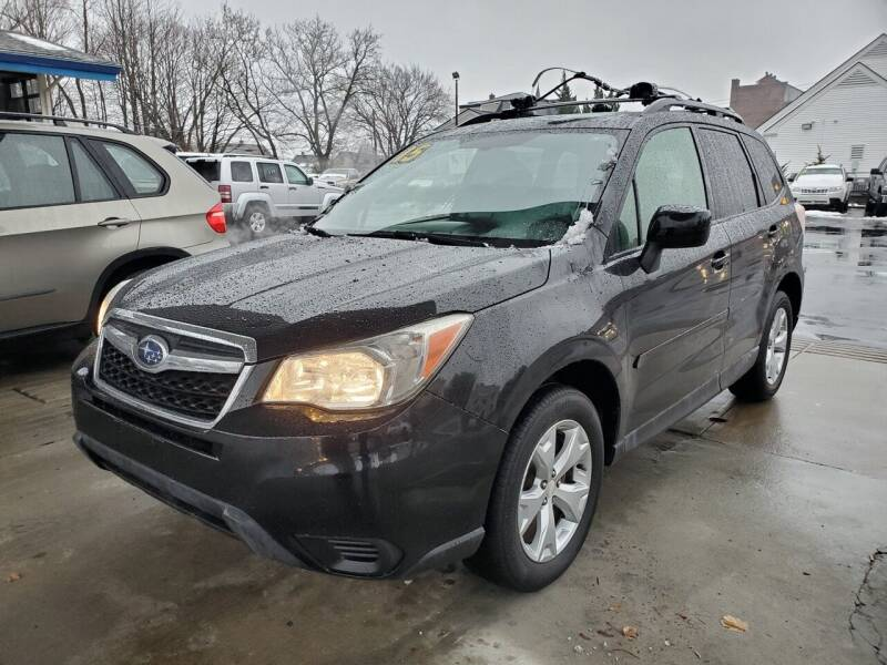 2015 Subaru Forester for sale at K Tech Auto Sales in Leominster MA
