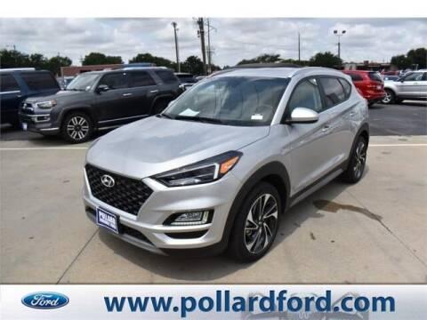 2020 Hyundai Tucson for sale at South Plains Autoplex by RANDY BUCHANAN in Lubbock TX