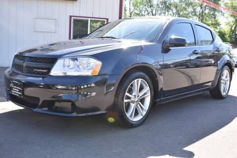 2011 Dodge Avenger for sale at Dealswithwheels in Inver Grove Heights MN