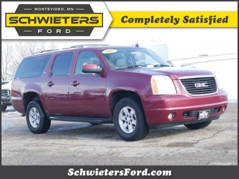 2007 GMC Yukon XL for sale at Schwieters Ford of Montevideo in Montevideo MN