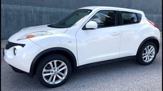 2014 Nissan JUKE for sale at USA Auto Inc in Mesa AZ
