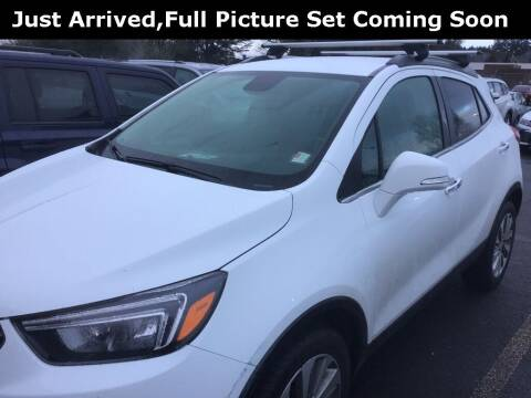 2017 Buick Encore for sale at Royal Moore Custom Finance in Hillsboro OR