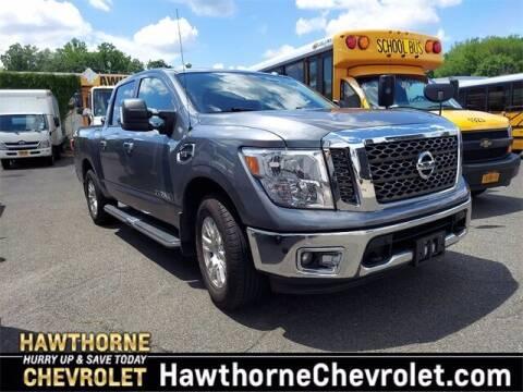 2017 Nissan Titan for sale at Hawthorne Chevrolet in Hawthorne NJ
