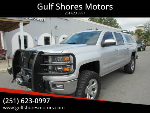 2014 Chevrolet Silverado 1500 for sale at Gulf Shores Motors in Gulf Shores AL