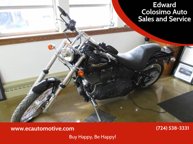 2006 Harley Davidson Night Train for sale at Edward Colosimo Auto Sales and Service in Evans City PA