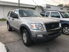 2006 Ford Explorer for sale at Popular Imports Auto Sales in Gainesville FL