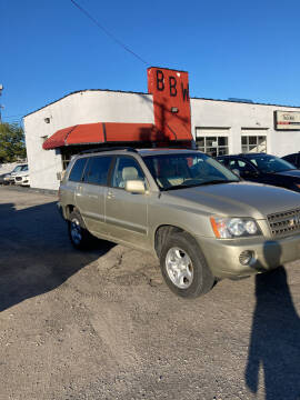 2002 Toyota Highlander for sale at Best Buy Wheels in Virginia Beach VA