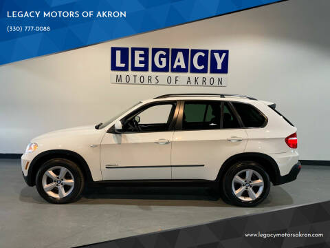2010 BMW X5 for sale at LEGACY MOTORS OF AKRON in Akron OH