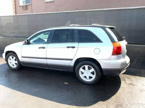 2005 Chrysler Pacifica for sale at McManus Motors in Wheat Ridge CO