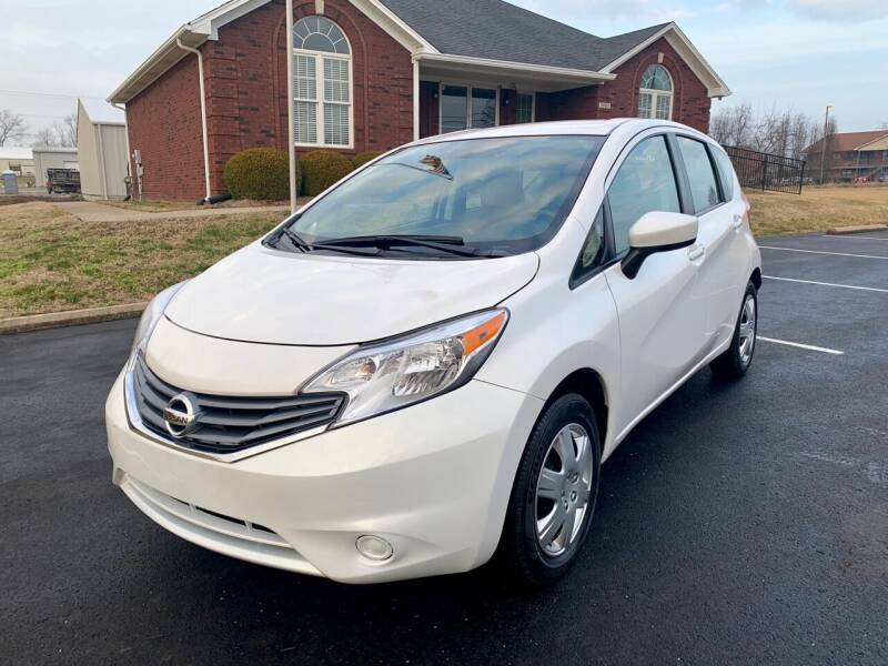 2016 Nissan Versa Note for sale at HillView Motors in Shepherdsville KY