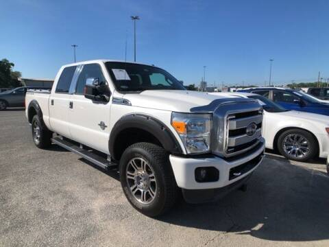 2015 Ford F-250 Super Duty for sale at Allen Turner Hyundai in Pensacola FL