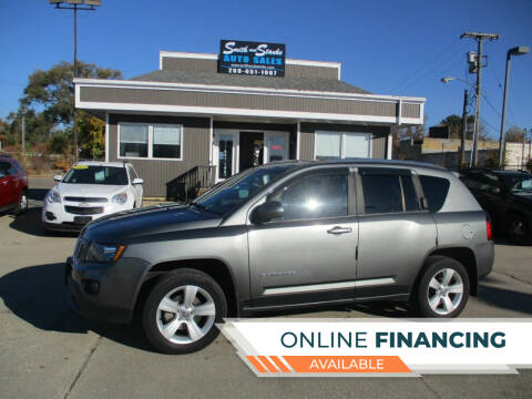 2014 Jeep Compass for sale at Smith and Stanke Auto Sales in Sturgis MI