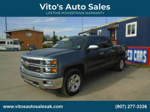 2014 Chevrolet Silverado 1500 for sale at Vito's Auto Sales in Anchorage AK