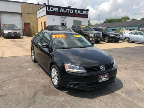 2011 Volkswagen Jetta for sale at Lo's Auto Sales in Cincinnati OH