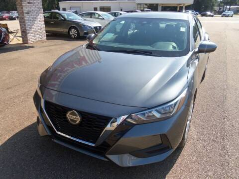 2020 Nissan Sentra for sale at Howell Buick GMC Nissan - New Nissan in Summit MS