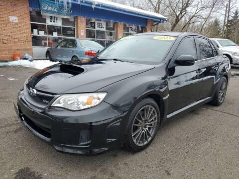 2013 Subaru Impreza for sale at CENTRAL GROUP in Raritan NJ