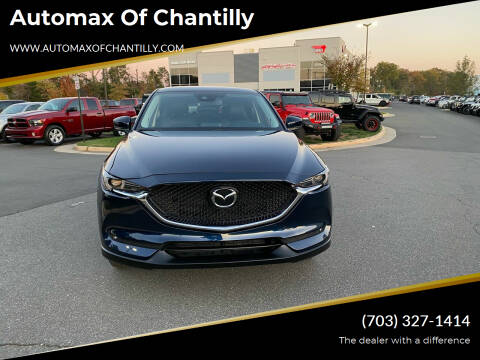 2020 Mazda CX-5 for sale at Automax of Chantilly in Chantilly VA