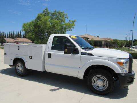 2015 Ford F-250 Super Duty for sale at 2Win Auto Sales Inc in Oakdale CA