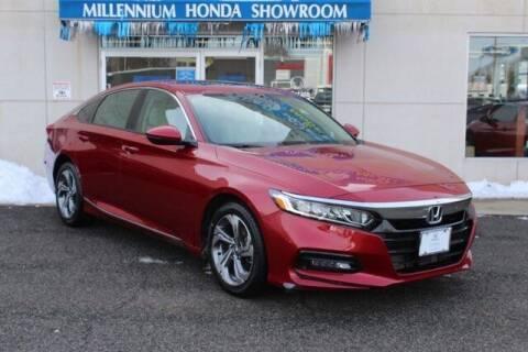 2018 Honda Accord for sale at MILLENNIUM HONDA in Hempstead NY