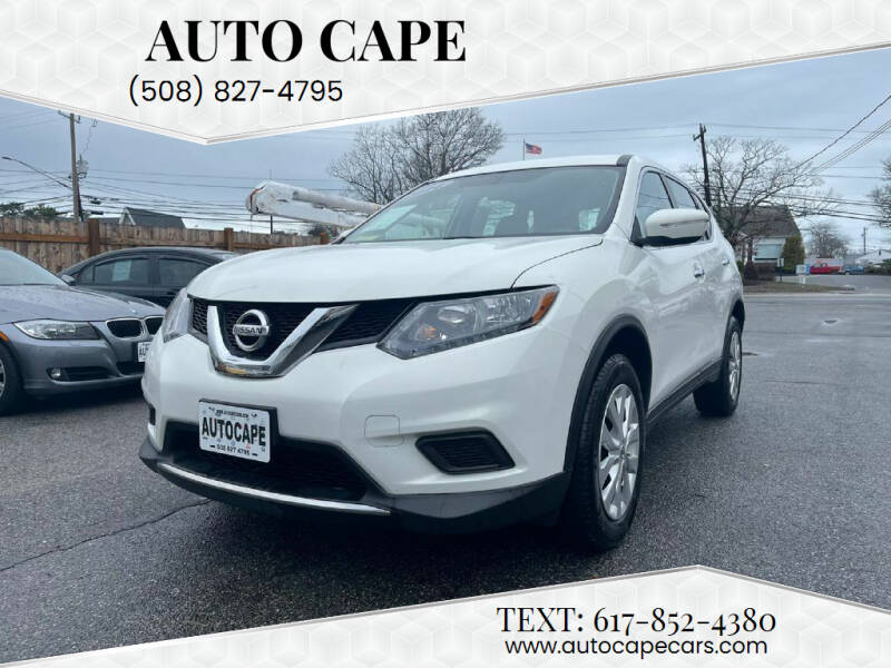 2014 Nissan Rogue for sale at Auto Cape in Hyannis MA