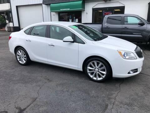 2014 Buick Verano for sale at Auto Sales Center Inc in Holyoke MA