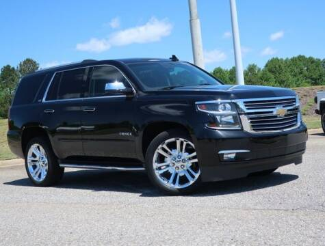 2015 Chevrolet Tahoe for sale at HAYES CHEVROLET Buick GMC Cadillac Inc in Alto GA