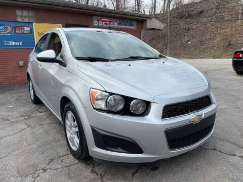 2015 Chevrolet Sonic for sale at Doctor Auto in Cecil PA