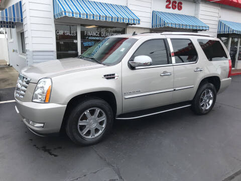 2007 Cadillac Escalade for sale at Riviera Auto Sales South in Daytona Beach FL