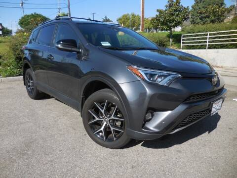 2017 Toyota RAV4 for sale at ARAX AUTO SALES in Tujunga CA
