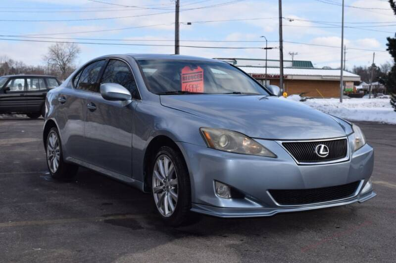 2006 Lexus IS 250 for sale at NEW 2 YOU AUTO SALES LLC in Waukesha WI
