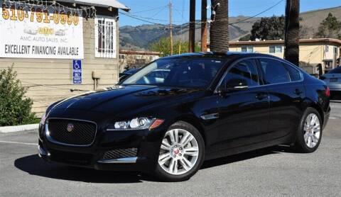 2017 Jaguar XF for sale at AMC Auto Sales, Inc. in Fremont CA