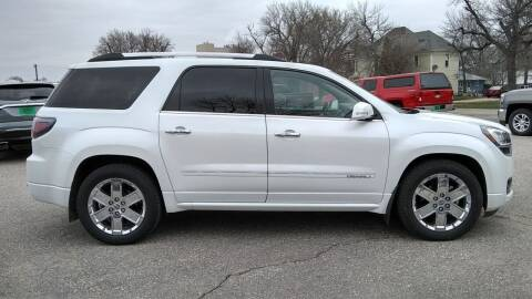 2016 GMC Acadia for sale at Unzen Motors in Milbank SD