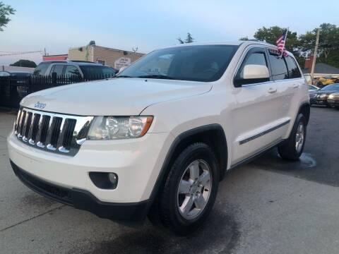 2011 Jeep Grand Cherokee for sale at Crestwood Auto Center in Richmond VA