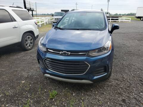 2020 Chevrolet Trax for sale at K & G Auto Sales Inc in Delta OH
