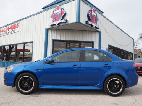 2015 Mitsubishi Lancer for sale at DRIVE 1 OF KILLEEN in Killeen TX