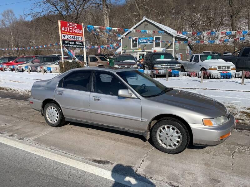 1997 Honda Accord for sale at Korz Auto Farm in Kansas City KS