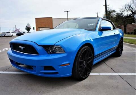 2013 Ford Mustang for sale at International Auto Sales in Garland TX