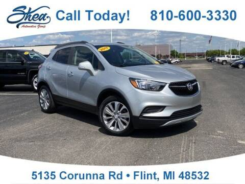 2018 Buick Encore for sale at Jamie Sells Cars 810 - Linden Location in Flint MI