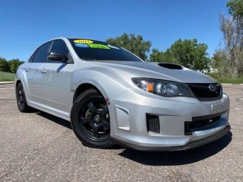 2011 Subaru Impreza for sale at UNITED Automotive in Denver CO
