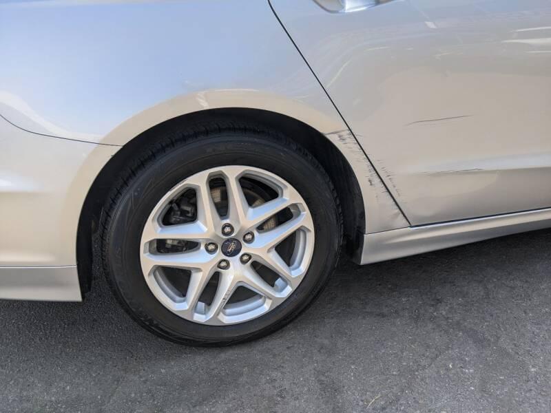 2016 Ford Fusion SE 4dr Sedan - National City CA