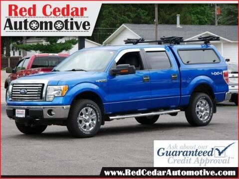 2012 Ford F-150 for sale at Red Cedar Automotive in Menomonie WI