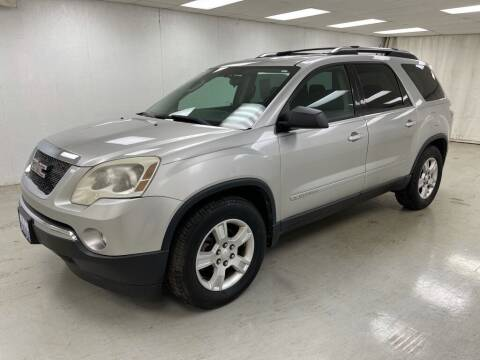 2008 GMC Acadia for sale at Kerns Ford Lincoln in Celina OH