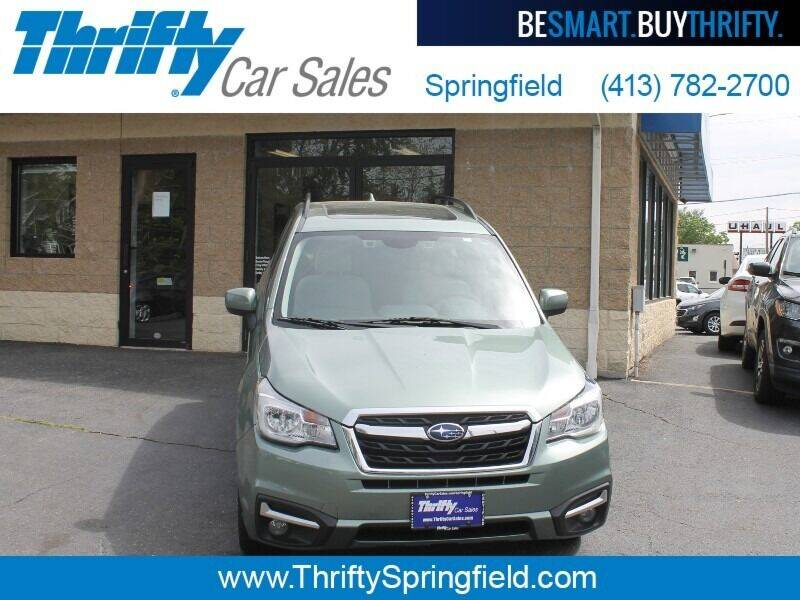 2017 Subaru Forester for sale at Thrifty Car Sales Springfield in Springfield MA