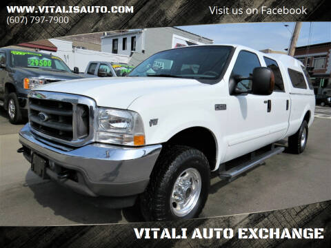 2004 Ford F-250 Super Duty for sale at VITALI AUTO EXCHANGE in Johnson City NY